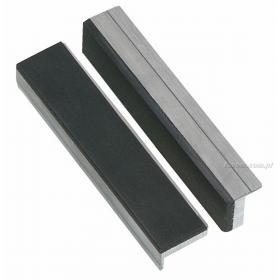 1223.M5 - zestaw szczęk z gumy, 125 mm