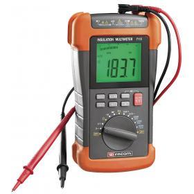 715 - multimetr rezystancji i tester izolacji