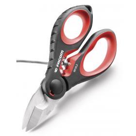 841A.3 - nożyce dla eletryków z osłoną