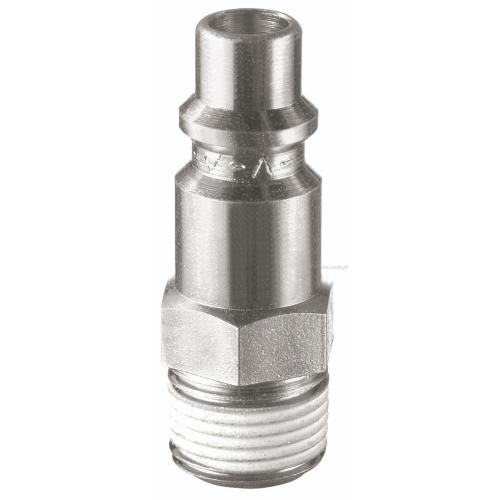 N.651 - QUICK MALE CONNECTORS 1/2''
