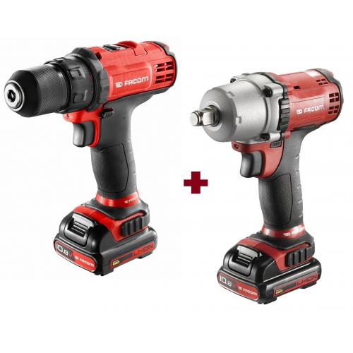 CL3.CP10SJ - CL3 CORDLESS DUO PACK 10.8V