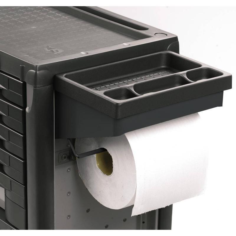 JET.A5-1GXL - półka magnetyczna + uchwyt na ręcznik papierowy