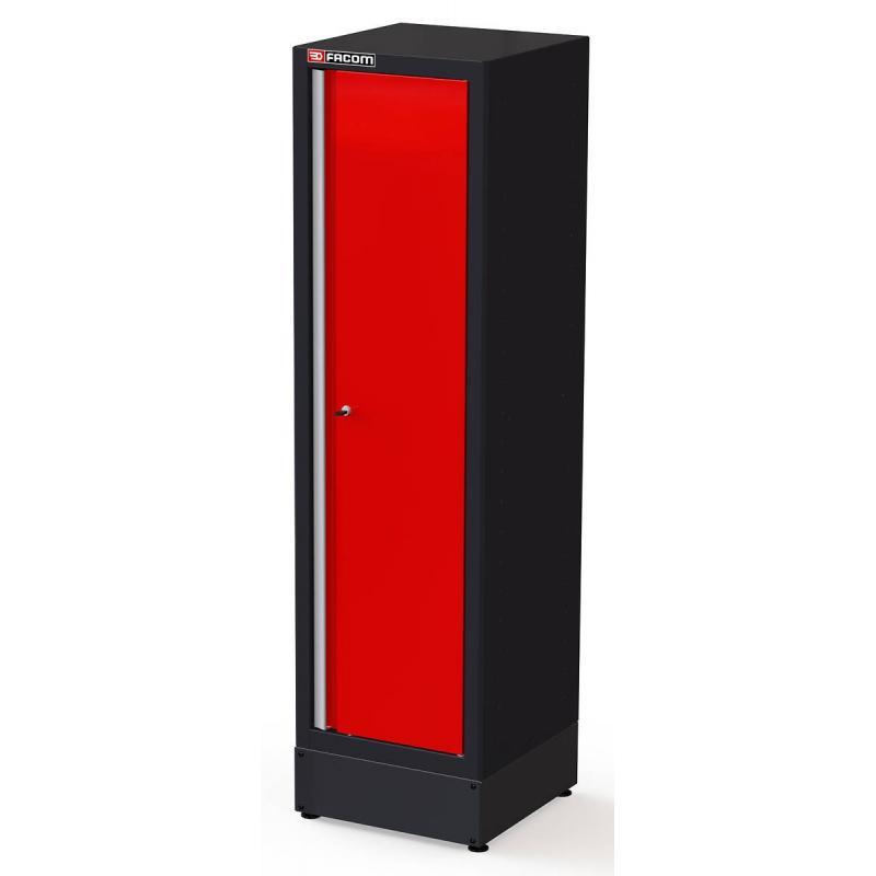A500PP - szafa wysoka Jetline - 1 drzwi pełne