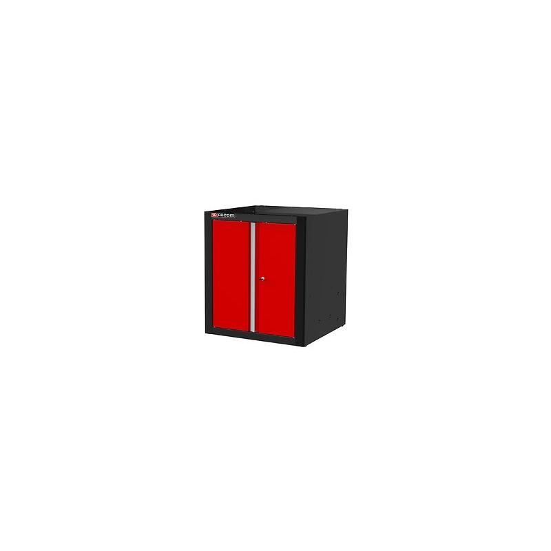 MBSPP - szafka niska Jetline - pojedyncza z drzwiami pełnymi