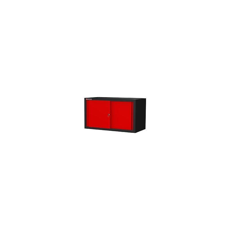 MBDPP - szafka niska Jetline - podwójna z drzwiami pełnymi