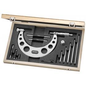 807C - mikrometr, dokładność 1/100 - 0,01 mm