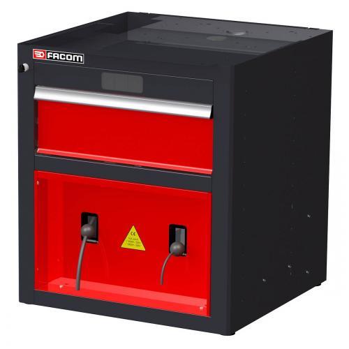JLS2-MBSEN - szafka niska Jetline - stanowisko elektryczne