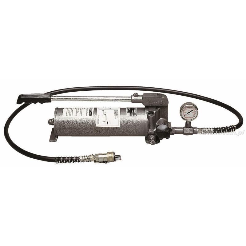UWP.10M - pompa ręczna hydrauliczna 2-biegowa