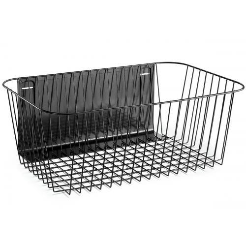 BT.HT1BASKET - koszyk z drutu stalowego, do mocowania na wózku BT.HT1