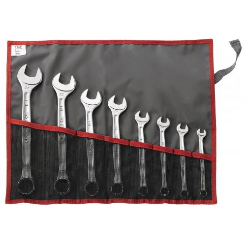 440.JN8T - 8 COMBINATION WRENCHES SET