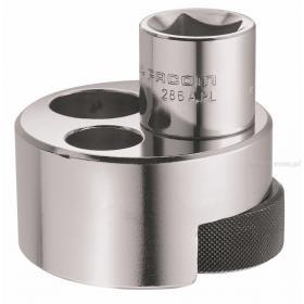 286A - Wykrętak do szpilek o różnych średnicach z pokrętłem