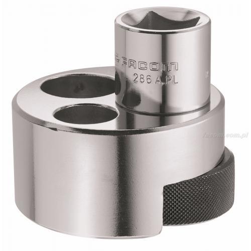 286A.PL - Wykrętak do szpilek o różnych średnicach z pokrętłem