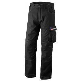 VP.PANTA2-2XL - Spodnie robocze czarne 2xl
