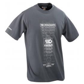VP.TS1-M - T shirt logo evo m