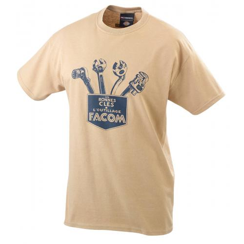 VP.TS5-L - T shirt klucze l