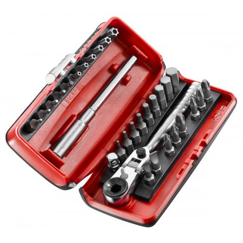 R.180J31 - 1/4 bolting kit with Compact Flex ratchet