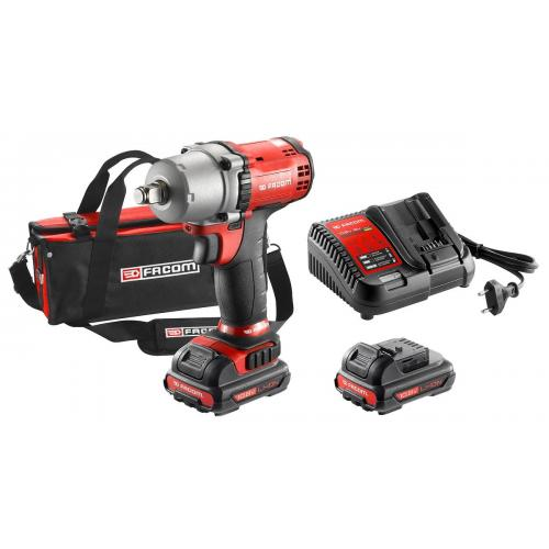"CL3.C10SD2PB - 10.8V 1/2"" Compact Impact Wrench 2.0Ah Kit"