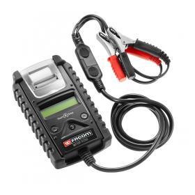 BAT.TEST - Tester akumulatorów 6–12 V z wbudowaną drukarką