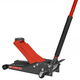 DL.2LP - gearbox & engine support trolley jack, 2t