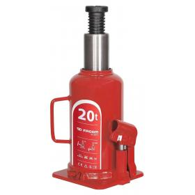 DL.30BTA - standard series bottle jack, 30t