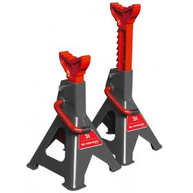 DL.C3 - pair of 3 t axle stands