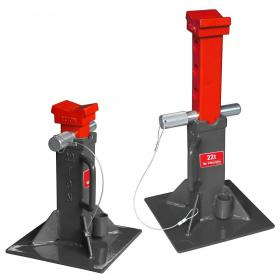 DL.PL22A - pair of 22 t axle stands