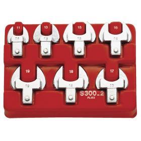 R.300-2 - ZESTAW KOŃCÓWEK PŁASKICH 9x12, 8-13 MM