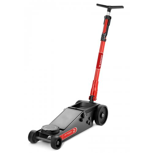 DL.200PORT - 2 T portable trolley jack