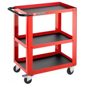 ROLL.UC3S - wózek ROLL, 3 półki