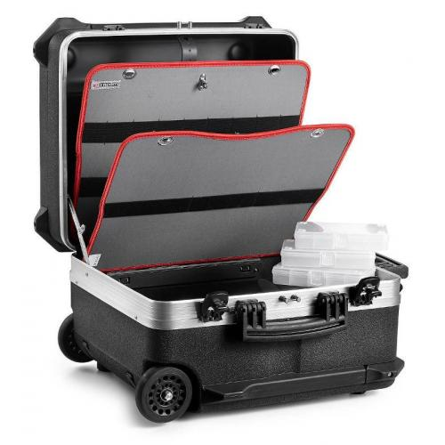 BV.61A - kompaktowa walizka elektromechanika na kółkach