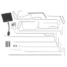 CR.PRK - Set of 34 paint-free dent removal tools