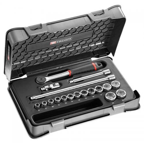 J.161-2P6 - SOCKET SET