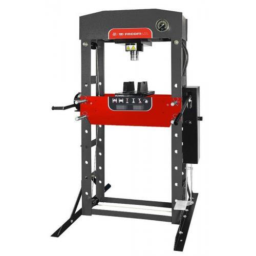 W.450 - prasa hydrauliczna warsztatowa 50 t