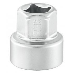 "R.5.5HX - Nasadka 1/4"" 6-kątna metryczna, 5,5 mm"