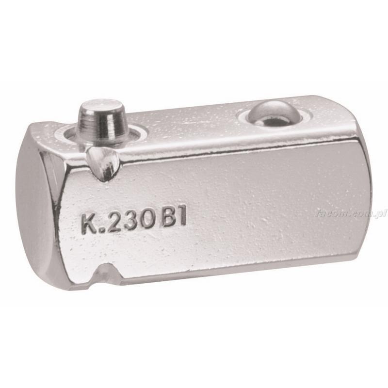 """K.230B1 - wymienny zabierak kwadratowy 1/2"""""""