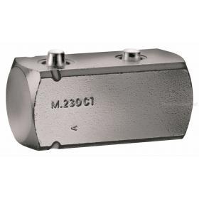 """M.230C1 - wymienny zabierak kwadratowy 3/4"""""""