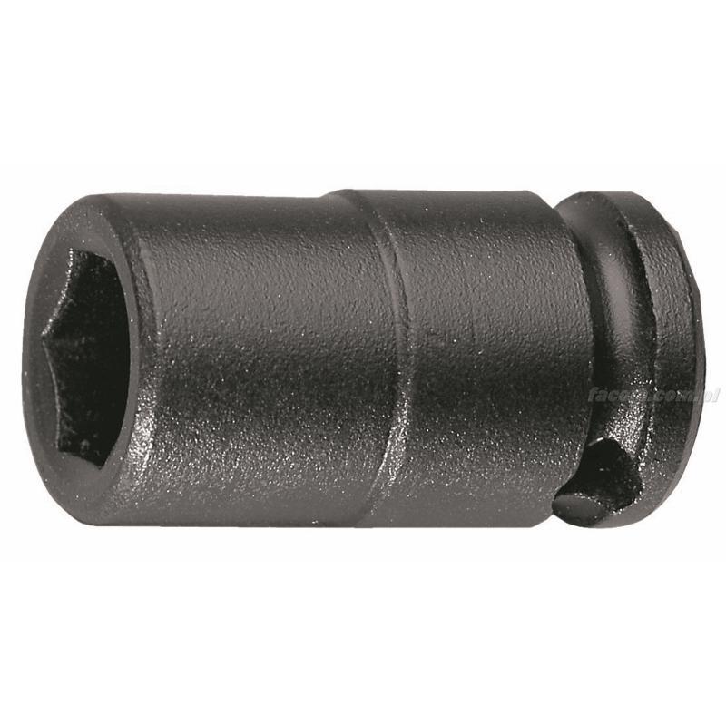 "NJ.6A - nasadka 3/8"" 6-kątna, udarowa, 6 mm"