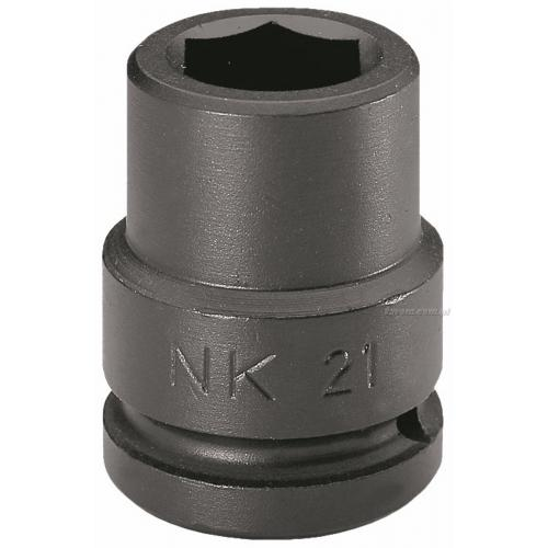 "NK.19A - nasadka 3/4"" 6-kątna, udarowa, 19 mm"