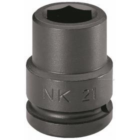 "NK.21A - nasadka 3/4"" 6-kątna, udarowa, 21 mm"