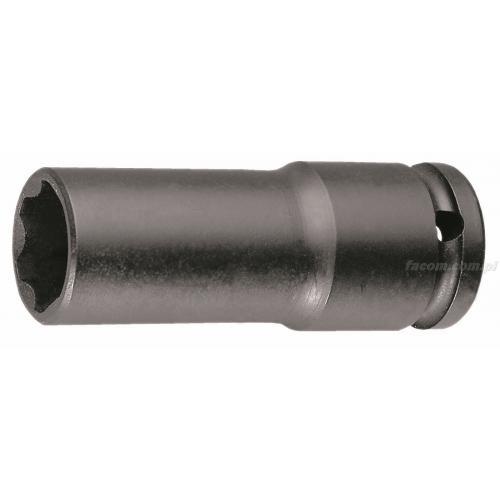 """NKB.27 - nasadka 3/4"""" 6-kątna cienkościenna długa, udarowa, 27 mm"""