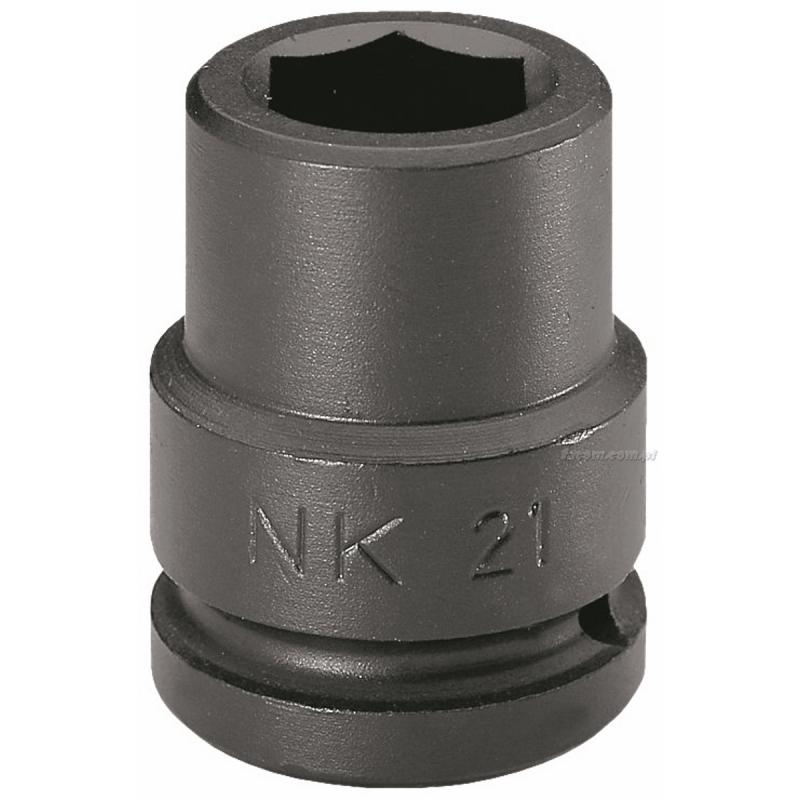 "NM.58A - nasadka 1"" 6-kątna, udarowa, 58 mm"