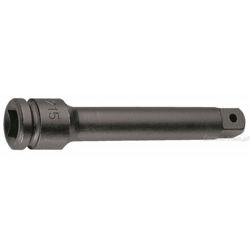"""NM.210A - przedłużacz udarowy 1"""", 200 mm"""