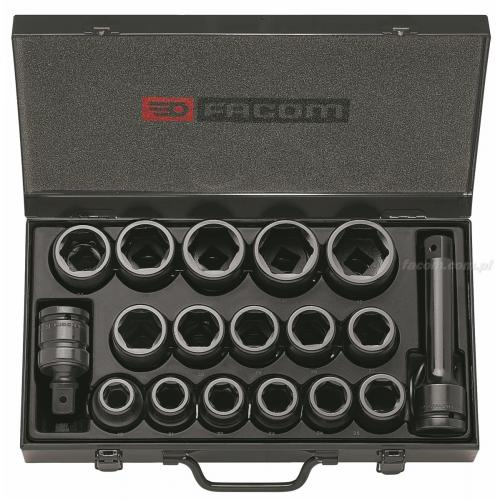 NK.500E - IMPACT SOCKET SET
