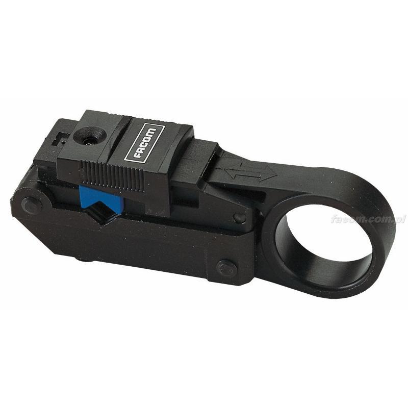 838.CX58 - narzędzie do kabli koncentrycznych typu RG.58, RG.59 i RG.62,