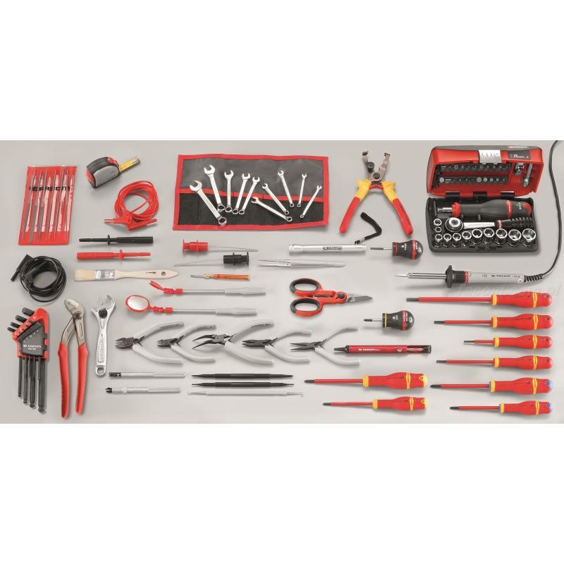 CM.EL33 - zestaw 103 narzędzi do elektroniki – metrycznych