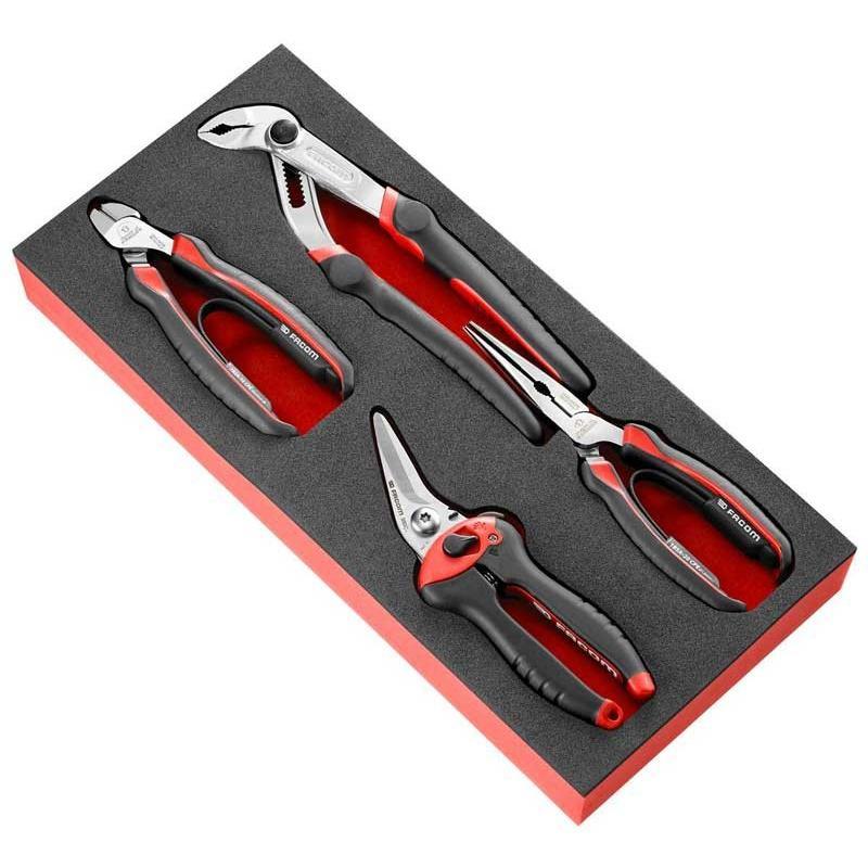 MODM.CPEA2 - moduł 3 szczypiec z nożycami 980C na wkładce piankowej
