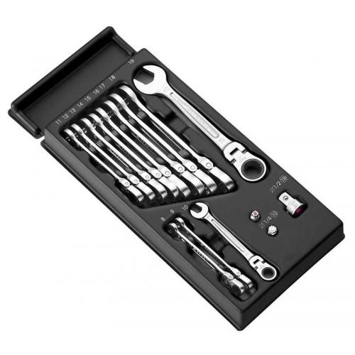 MOD.467FJ12 - MODULE OF 12 467F WRENCHES