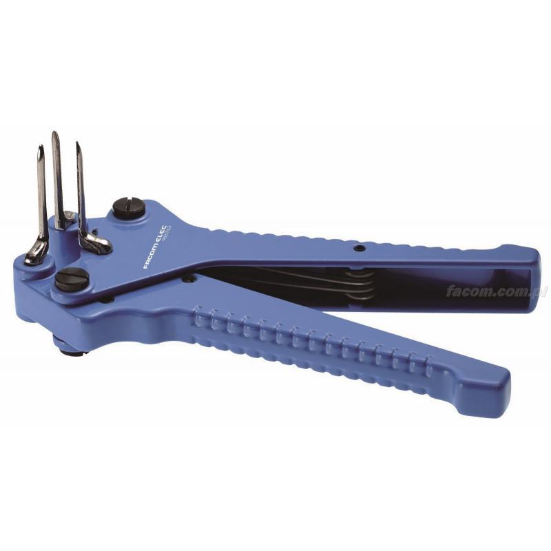 985764 - szczypce do zakładania muf, Ø przewodu 1,75 - 9 mm