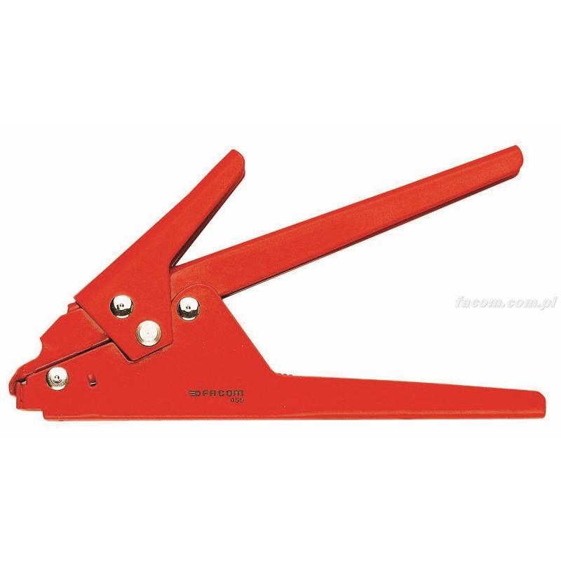 455B - szczypce do opasek plastikowych o szerokości 2,4 - 9 mm