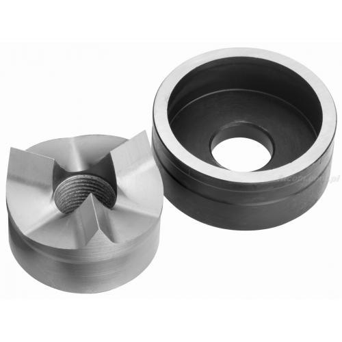 697522 - przebijak, matryca ISO Plus do blachy ze stali nierdzewnej, M40